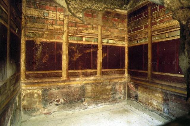 stili della pittura pompeiana