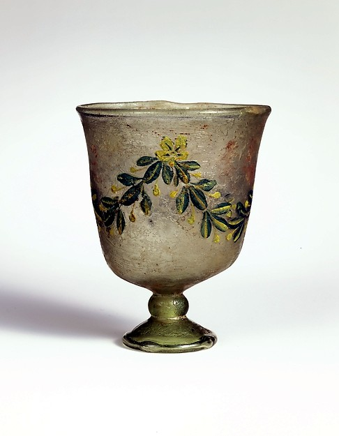 Vetri romani for Vasi antichi romani